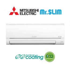 แอร์ Mitsubishi Electric รุ่น Mr.Slim Econo (R32) ปี 2016